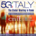 5G Italy, the Global Meeting in Rome